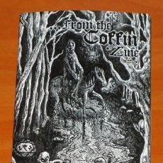 Revistas de música: ... FROM THE COFFIN 'ZINE [AUTOPSY, ANATOMIA, HOODED MENACE, BALMOG...] - #2 - FANZINE. Lote 50427832