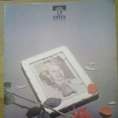 Revistas de música - EVITA / LIBRETO DEL MUSICAL / JUNE 1978 / PRINCE EDWARD THEATRE / ROBERT STIGWOOD - DAVID LAND - 50647346