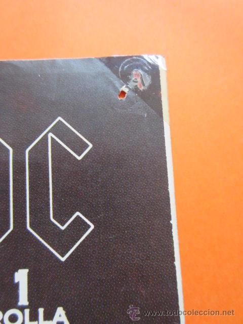 Revistas de música: POPULAR 1 REVISTA ESPECIAL AC DC CON POSTER 60 x 80 CM. ACDC - Foto 12 - 50752157