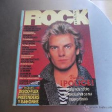 Revistas de música: REVISTA MUSICAL-ROCK ESPEZIAL-Nº 1-SEPTIEMBRE 1981. Lote 50828340