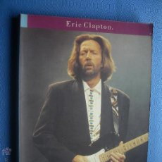 Revistas de música: ERIC CLAPTON THE GUITAR ANTHOLOGY VOLUME II TABLATURE WISE PUBLICATIONS 127 PAGINAS PEPETO. Lote 51246360