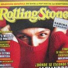 Revistas de música: ROLLING STONE. LOTE DEL 1 AL 123. VER DETALLE DE NÚMEROS. NUEVAS, SUPLEMENTOS, HOLOGRAMAS, ETC.. Lote 51369467