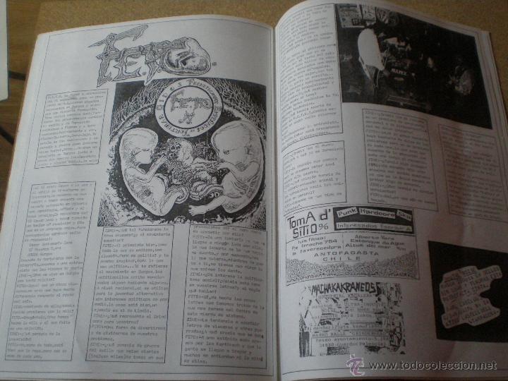 Cooperacion zine nº 4 // fanzine guipuzkoa 1990 - Sold