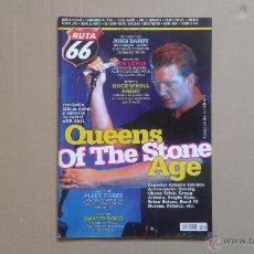 Revistas de música: RUTA 66 Nº 283 AÑO 2011. Lote 51550506
