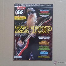 Revistas de música: RUTA 66 Nº 284 AÑO 2011. Lote 51550522