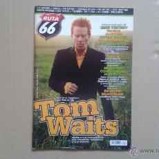 Revistas de música: RUTA 66 Nº 286 AÑO 2011. Lote 51550559