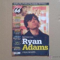 Revistas de música: RUTA 66 Nº 288 AÑO 2011. Lote 51550583