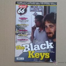 Revistas de música: RUTA 66 Nº 289 AÑO 2012. Lote 51550600