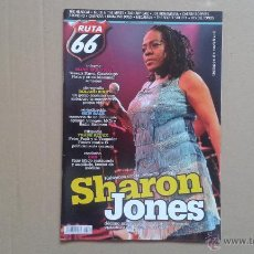 Revistas de música: RUTA 66 Nº 290 AÑO 2012. Lote 51550612