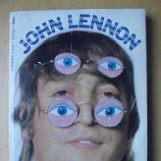 Revistas de música: JOHN LENNON - LIBRO ''IN HIS OWN WRITE & SPANIARD IN THE WORKS'' (1965) - BEATLES. Lote 51926777