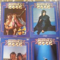 Revistas de música: HISTORIA DE LA MUSICA ROCK AÑO 1981. Lote 52735743