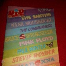 Revistas de música: REVISTA BOLETIN INFORMATIVO DISCOPLAY BID 44 DICIEMBRE 1987. Lote 53027788