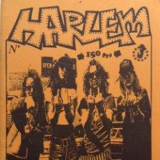 Magazines de musique: HARLEM FANZINE NÚMERO 3. Lote 53035555