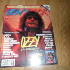 Revistas de música: REVISTA HEAVY/ROCK Nº 69. Lote 53192531