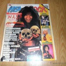 Revistas de música: REVISTA HEAVY/ROCK Nº 64. Lote 53192536