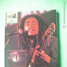 Revistas de música: POPULAR 1 BOB MARLEY ESPECIAL BOB MARLEY ESP A26 MUY BUEN ESTADO / COMPLETA / CON POSTER PDELUXE. Lote 53441579