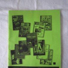 Revistas de música: FANZINE - EUSKERA - BULTZAKA Nº 10 - VIZCAYA. Lote 53475757