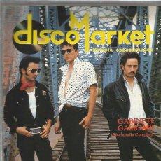 Revistas de música: DISCO MARKET 4. Lote 53631337