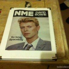 Revistas de música: REVISTA NME CONMEMORATIVA MUERTE DAVID BOWIE. Lote 54262871