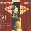 Revistas de música: REVISTA ENDERROCK 112 - FEBRERO 2005 - PORTADA DOBLE - SISA - GLISSANDO - KABUL BABÀ. Lote 54275007