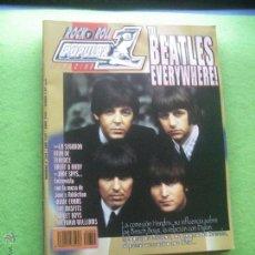 Revistas de música: POPULAR 1 THE BEATLES EN PORTADA THE BEATLES EVERYWHERE. Nº 354 2003 PDELUXE. Lote 55010852