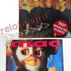 Revistas de música: REVISTA MAC 10 - AÑO 1990 - MÚSICA - CINE - TEST DE HÉROES DEL SILENCIO - GREMLINS 2 - BIG FUN - ETC. Lote 55117960