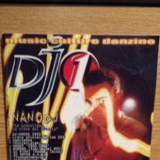 Revistas de música: REVISTA DJ 1 / Nº 12 - FEB-2000 / NANO DJ - LA HONESTIDAD, LA CLAVE DEL ARTISTA -. Lote 279379238