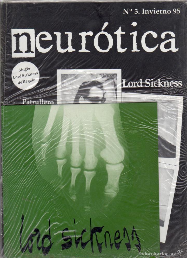 NEUROTICA Nº 3 (INCLUYE SINGLE LORD SICKNESS) (Música - Revistas, Manuales y Cursos)