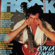 Revistas de música - REVISTA MUSICAL- ROCK ESPECIAL- ROLLING STONES NUEVO LP - Nº 28 AÑO 1983 - 55915233