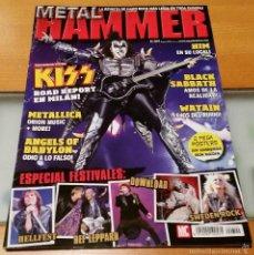 Revistas de música: REVISTA METAL HAMMER, NUMERO 309, OCTUBRE 2013. Lote 56246145