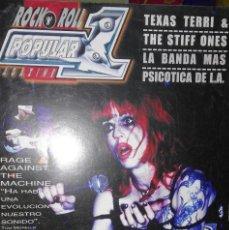 Revistas de música: REVISTA ROCK 'N ROLL POPULAR 1 - Nº 318. Lote 56464702