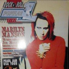 Revistas de música: REVISTA ROCK 'N ROLL POPULAR 1 - Nº 300. Lote 56464804
