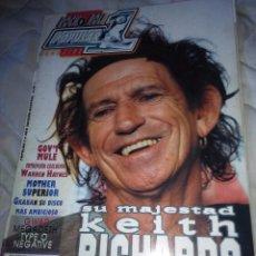 Revistas de música: POPULAR 1 404. KEITH RICHARDS.. Lote 56555663