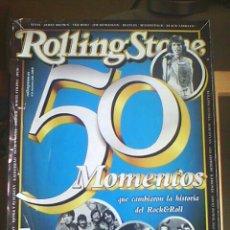 Revistas de música: REVISTA ROLLING STONE N° 61 (NOVIEMBRE 2004). Lote 56803166