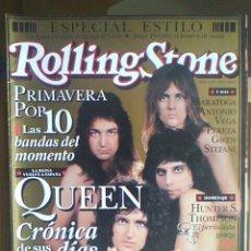 Magazines de musique: REVISTA ROLLING STONE N° 66 (ABRIL 2005). Lote 56803247