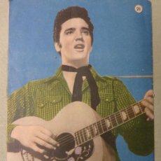 Revistas de música: ELVIS PRESLEY - REVISTA FEMENINA. SISSI - ORIGINAL AÑOS 50. Lote 57539641