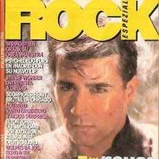 Revistas de música: ROCK ESPEZIAL 35 (JULIO 1984) [PORTADA: HUMAN LEAGUE] + 36 (AGOSTO 1984) [PORTADA: SPANDAU BALLET]. Lote 57549333