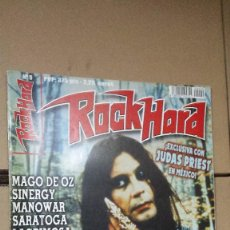 Revistas de música: REVISTA ROCK HARD Nº9. Lote 57773067