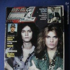 Revistas de música: POPULAR 1 N. 460 FEBRERO 2012 - GRUPO DE PORTADA: VAN HALEN . Lote 57775742