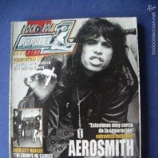 Revistas de música: REVISTA POPULAR 1 - Nº 439 - 2010 - AEROSMITH, SCORPIONS, KANSAS, CLUTCH, JUDAS PRIEST, LOS REBELDES. Lote 57775753