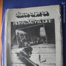 Revistas de música: DISCO EXPRES JIMI HENDRIX EN PORTADA JIMI HENDRIX EN PORTADA 1976 PDELUXE. Lote 57875648