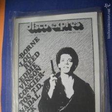 Revistas de música: DISCO EXPRES LOU REED EN PORTADA Nº 404.NADAL ROCK,BORNE,L.REED..... 1976 PDELUXE. Lote 57875884