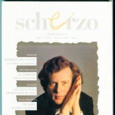 Revistas de música: SCHERZO REVISTA MENSUAL DE MUSICA CULTA Nº 90 EXCELENTE ESTADO DICIEMBRE DE 1994. Lote 57976472