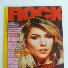 Revistas de música: ROCK ESPEZIAL Nº 2 OCTUBRE 1981 COMPLETA. Lote 58497306