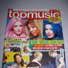 Revistas de música: REVISTA TOP MUSIC & CINE Nº190 (LEER DESCRIPCION). Lote 58670728