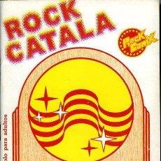 Revistas de música: ROCK COMIX 2 ROCK CATALA IA & BATISTE, PAU RIBA, SISA, DHARMA, MIRASOL, ORIOL TRAMVIA, ICEBERG.... Lote 292599423