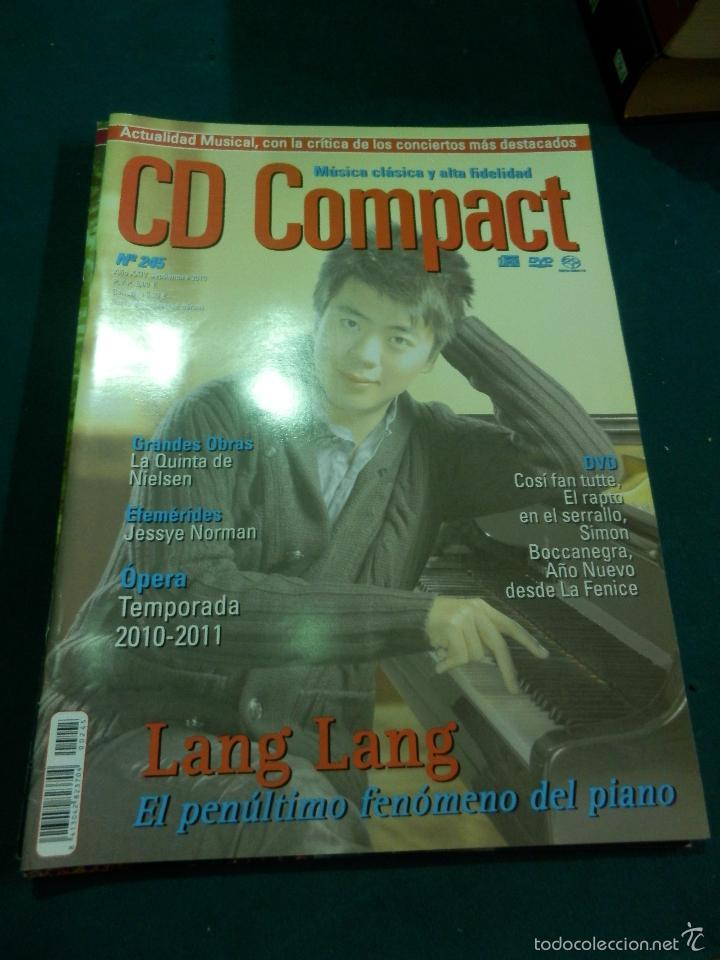 Revistas de música: CD COMPACT - REVISTA DE MÚSICA CLÁSICA Y ALTA FIDELIDAD - LOTE DE 15 Nº 226-233-235-236-237-238... - Foto 4 - 67855689