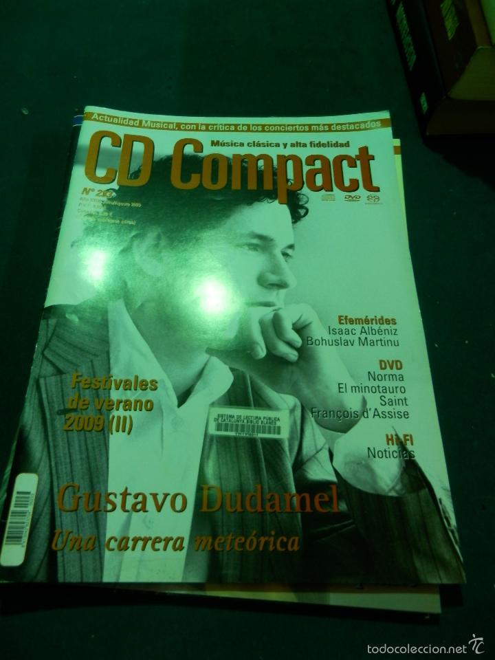 Revistas de música: CD COMPACT - REVISTA DE MÚSICA CLÁSICA Y ALTA FIDELIDAD - LOTE DE 15 Nº 226-233-235-236-237-238... - Foto 6 - 67855689