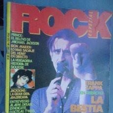 Revistas de música: ROCK ESPEZIAL REVISTA 1984 PRINCE MICHAEL JACKSON IRON MAIDEN ALARM, DREM SYNDICATE FRANK ZAPPA .... Lote 60719463
