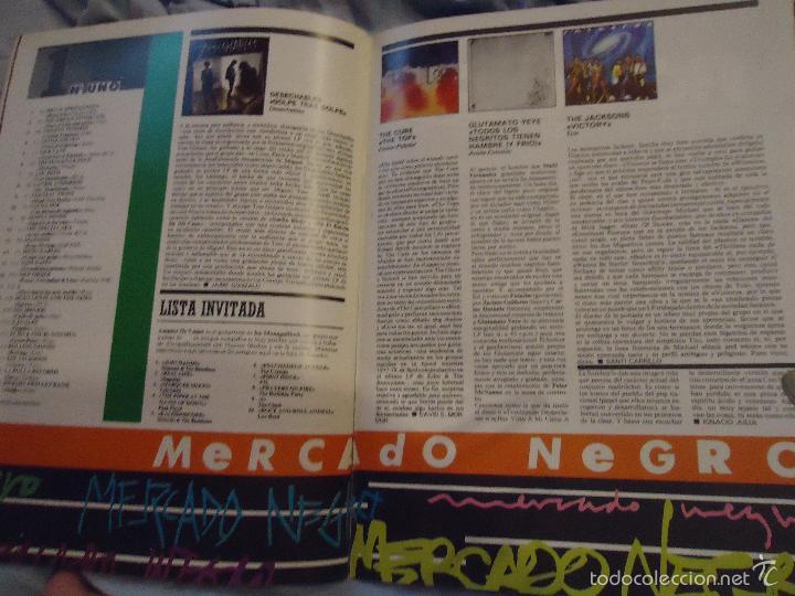 Revistas de música: ROCK ESPEZIAL - Nº 37 - SEPTIEMBRE 1984 - AC/DC - JETHRO TULL - ZAPPA - IRON MAIDEN - EN PORTADA - Foto 5 - 60729903